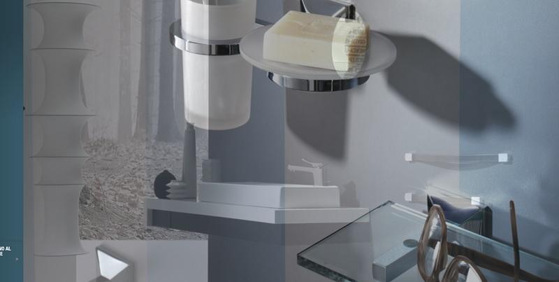 Arredo bagno design e lusso gallery home torino for Accessori arredo bagno