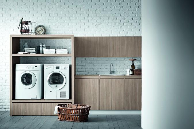 Arredo bagno design e lusso gallery home torino for Arredo per lavanderia di casa