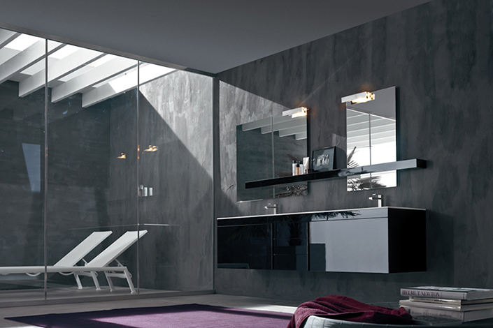 karol arredo bagno di lusso - gallery home torino - Torino Arredo Bagno