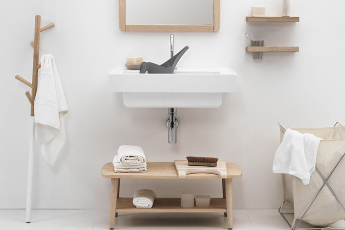 ... mobili per sottolavello lavabi e lavatoi in ceramica per l angolo