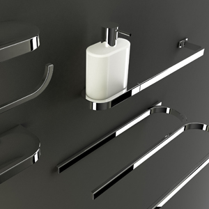 Linea beta accessori ambiente bagno gallery home torino for Design accessori bagno