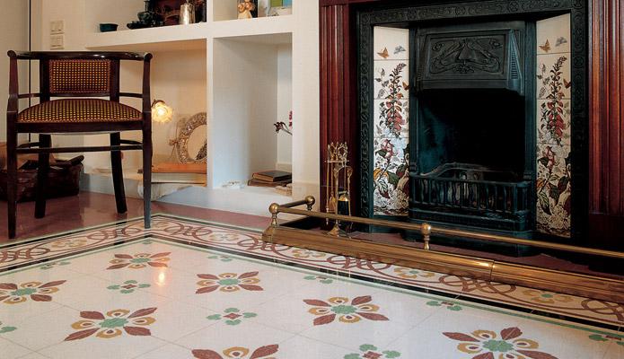 Mipa piastrelle granigla di marmo pavimenti rivestimenti gallery home torino - Piastrelle di graniglia ...