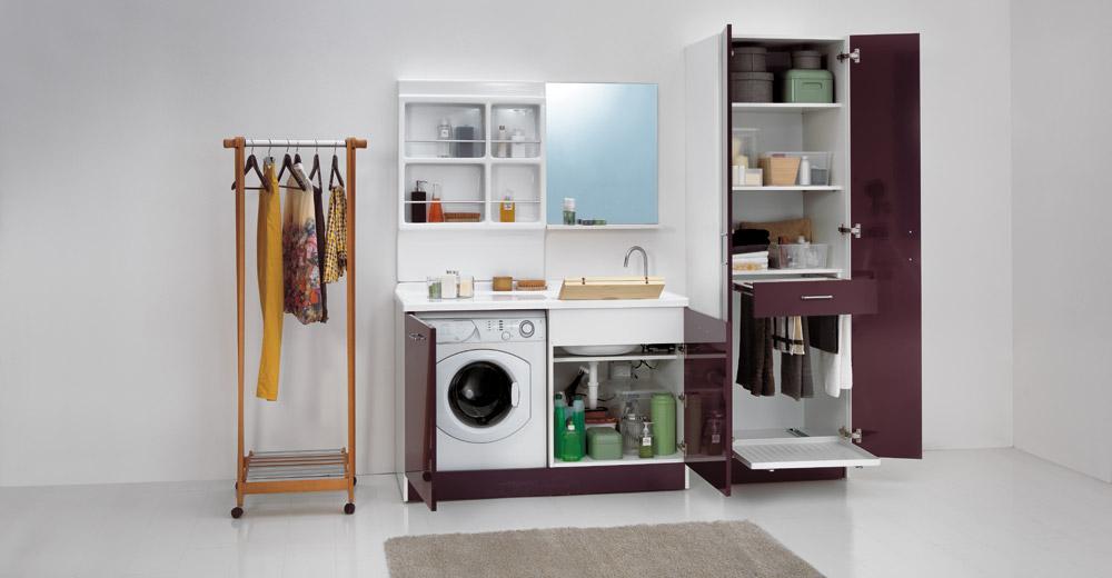 Colavene lavatoi in ceramica e accessori per la zona - Mobili per lavanderia di casa ...