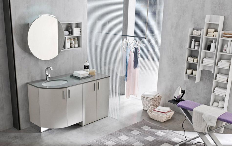 Ardeco mobili e accessori per la zona lavanderia - Mobili per lavanderia di casa ...