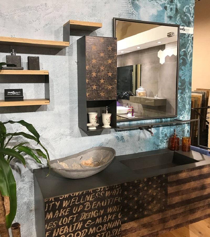 Arredo bagno in pronta consegna composizione da bagno ardeco vetrina offerte gallery home - Arredo bagno torino offerte ...