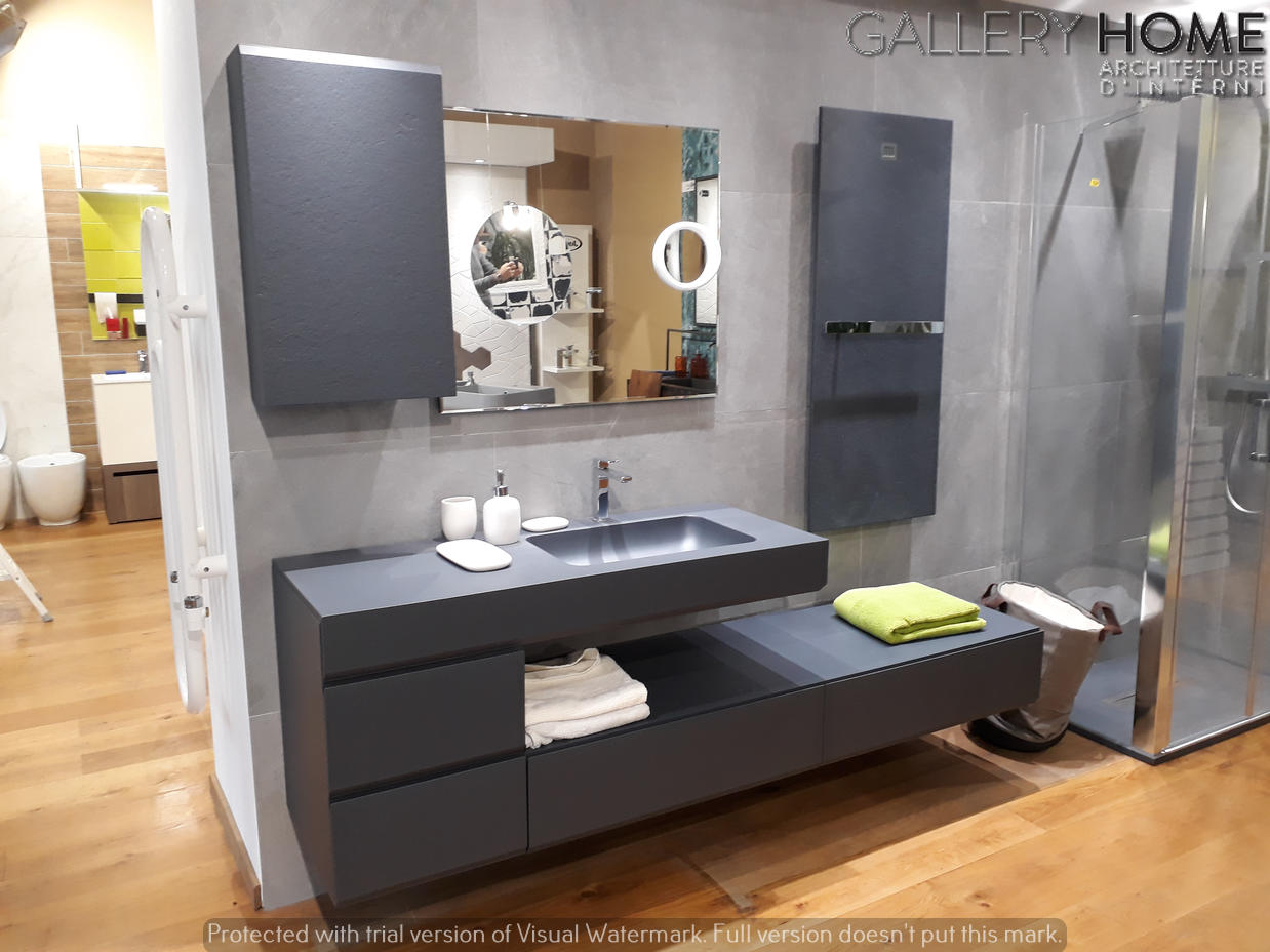 Arredo bagno in pronta consegna composizione da bagno fiora vetrina offerte gallery home - Offerte arredo bagno ...